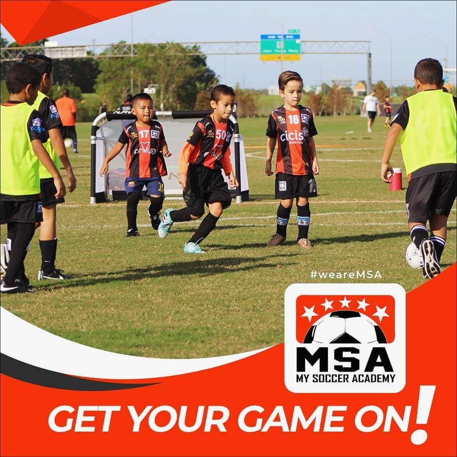 Become a Professional Soccer Player in Kissimmee