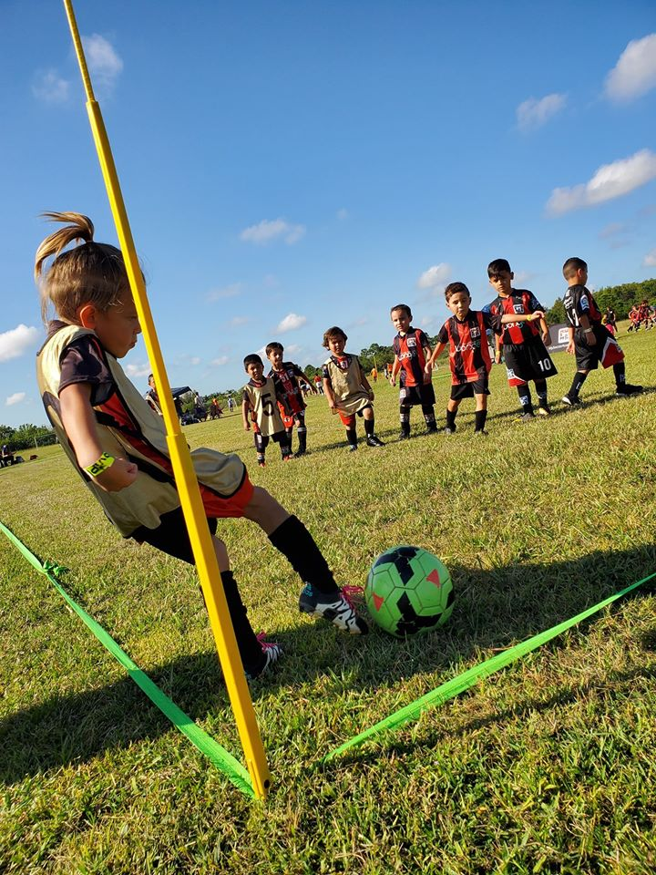 Get to know about the training tips for the soccer striker